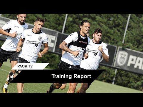 Πρωινό τρέξιμο στην Νέα Μεσημβρία - PAOK TV
