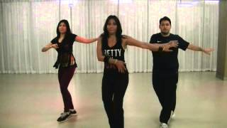 Realzumba.nl (Zumba with Virginia) - La vida Es Un Carnaval by Celia Cruz