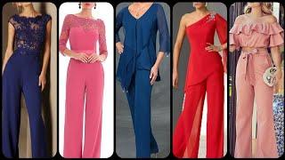 Fashion women modren style most demanding rompers dress jumpsuit and formal dress designs