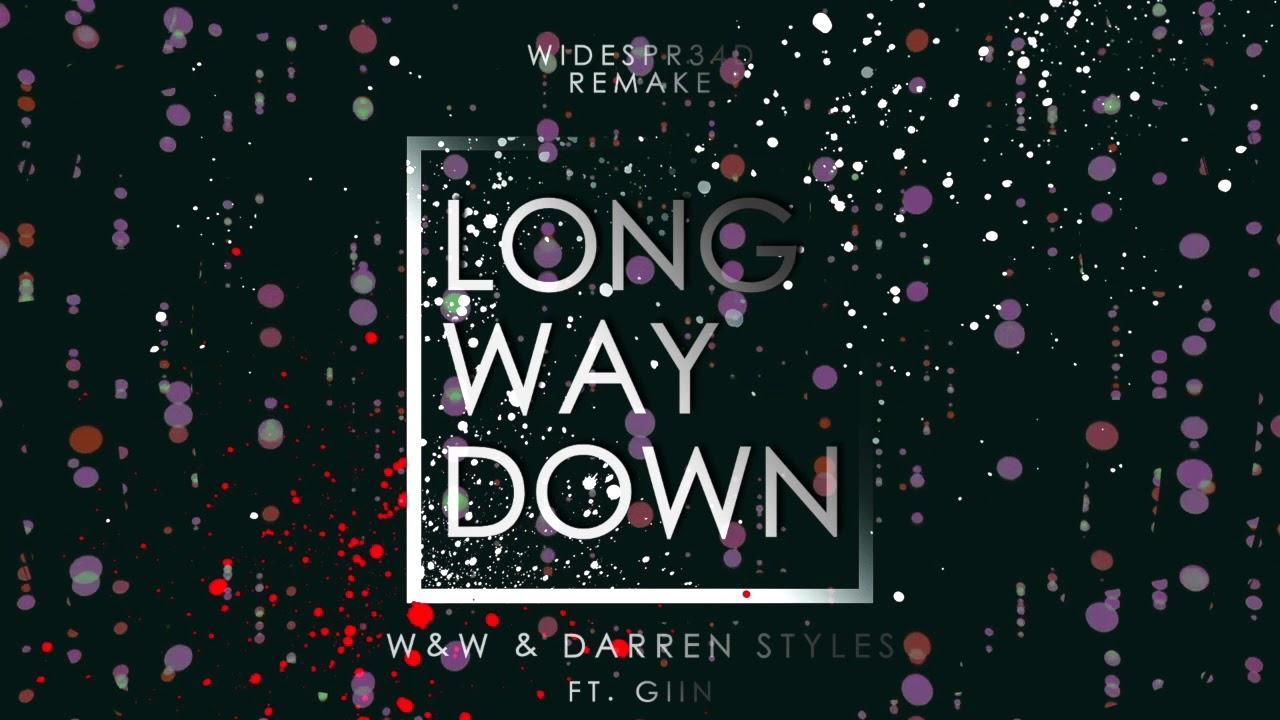 """Résultat de recherche d'images pour """"w&w long way down darren styles"""""""