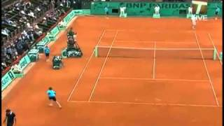 Roger Federer -Fail Backhand