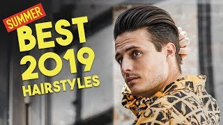 BEST 2019 Summer Hairstyles for Men | Pick Your Summer Hairstyle!