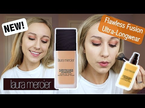 New! LAURA MERCIER FLAWLESS FUSION ULTRA LONGWEAR Foundation