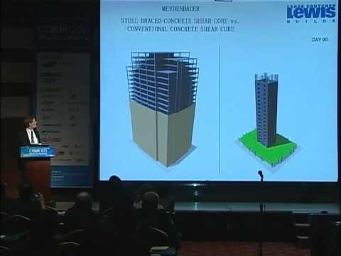 "CTBUH 2011 Seoul Conference - Mark Garland, ""Composite Construction of Concrete Shear Cores"""