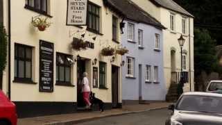 This is WINKLEIGH, Devon
