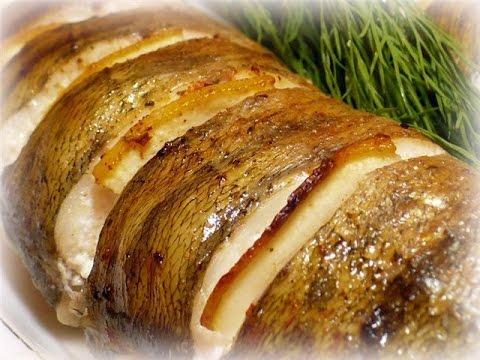 Заливное из судака кулинарный рецепт