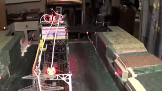 Motorized Walthers Swing Bridge 2014 4 13