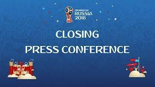 كل ما تود معرفته عن حفل ختام كأس العالم 2018 .. حضور نجوم هوليوود واختلاف عن الافتتاح