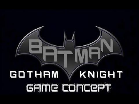 Game Concepts: Batman Gotham Knight (Gameplay Dets)