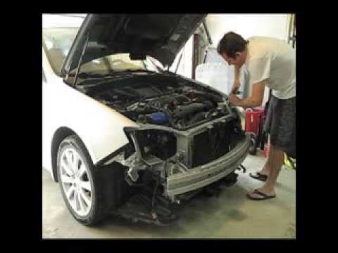 06d767b0668 Bumper Cover   Headlight Removal Subaru Impreza - YouTube