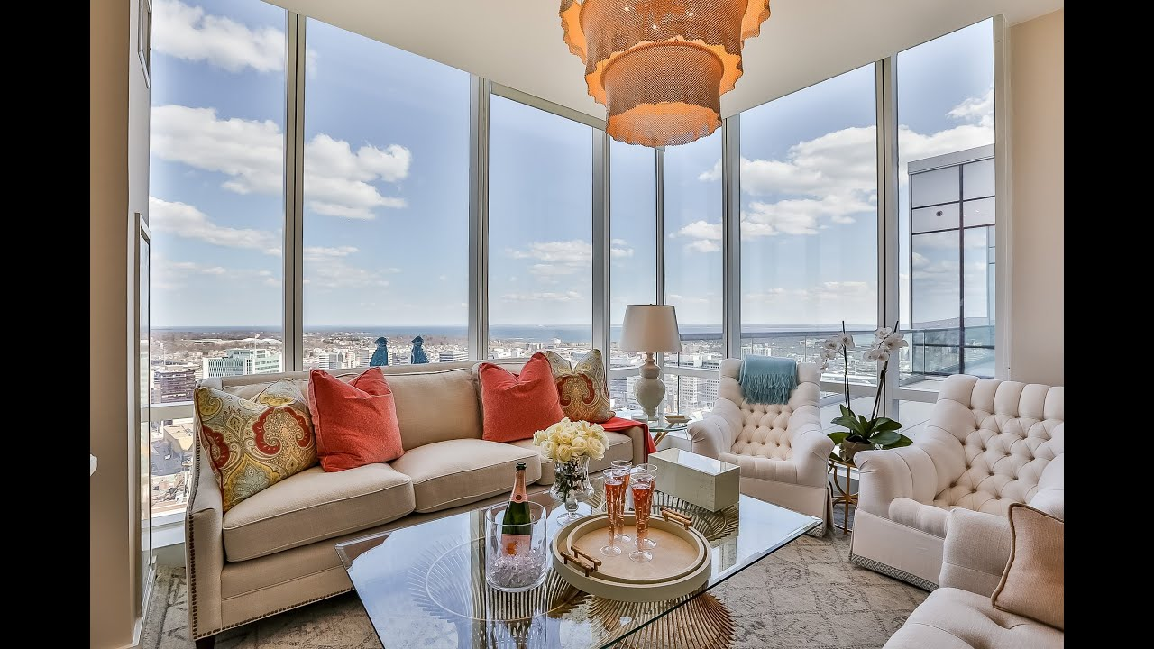 Trump parc stamford duplex penthouse virtual tour playing