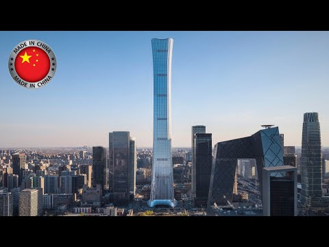 Beijing's Tallest Skyscraper is Completed | China Zun