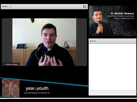 Mary's Challenge - Walking with young people - Year of Youth Webinar