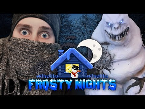 Horror bei -5°C ⛄️ FROSTY NIGHTS #01 ★ [Let'sPlay/Deutsch/Horror]