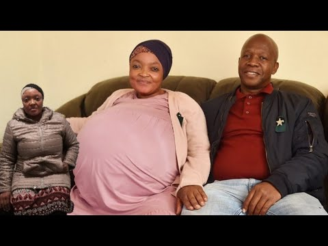 Download Gosiame Sithole speaks on why she is hiding the 10 babies