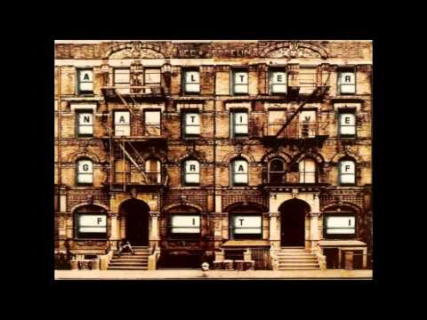 Led Zeppelin Physical Graffiti Outtakes Companion Disc