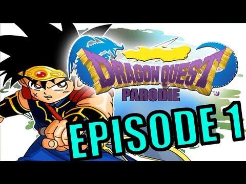 [PARODIE] Dragon Quest : La quête de Fly {épisode 1 : Fly, le brave con} Sous-Titres Disponibles !