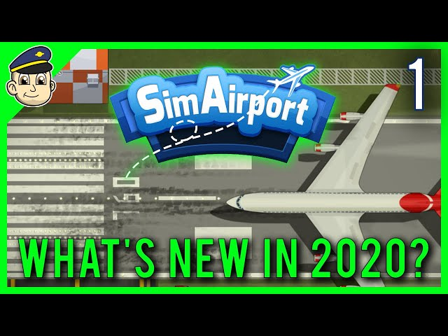 SimAirport is SO MUCH BETTER!!! - Ep 1. - Let's Play SimAirport