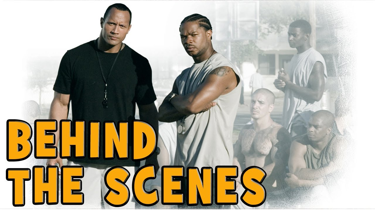 Download Gridiron Gang (2006) | Behind the Scenes