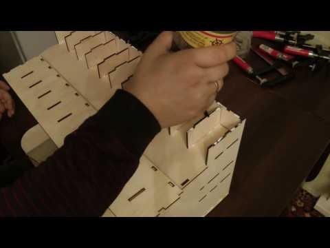 Как построить гараж на три уровня своими руками. Infantiki.ru