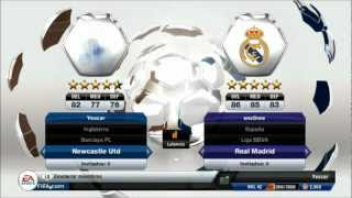 FIFA 13 - Online - Pc Gameplay - HD