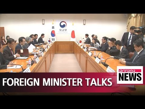 No argument can be accepted on Japan's false claims to Dokdo: Seoul's FM