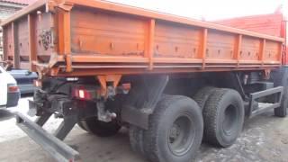 КамАЗ 55102 (2007) Сельхозник