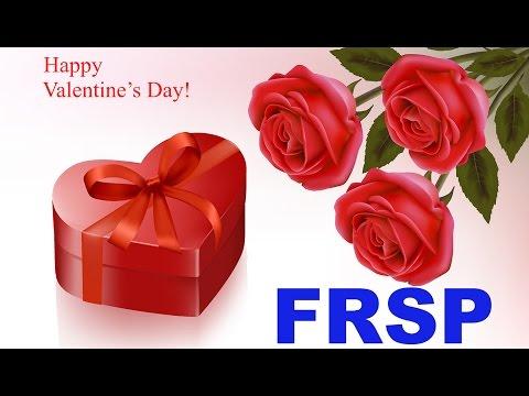 Happy Valentine's Day - FRSP