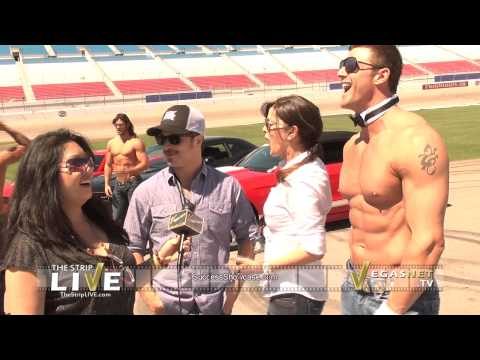 Hangout with Local Las Vegas Celebrities on The Strip LIVE!