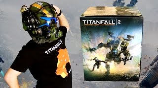 Unboxing - Titanfall 2 Vanguard Edition