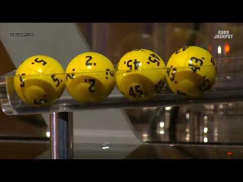 Eurojackpot Ziehungsvideo 11.09.2020