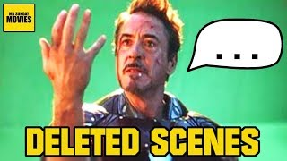Avengers Endgame - Deleted Scenes u0026 Changes