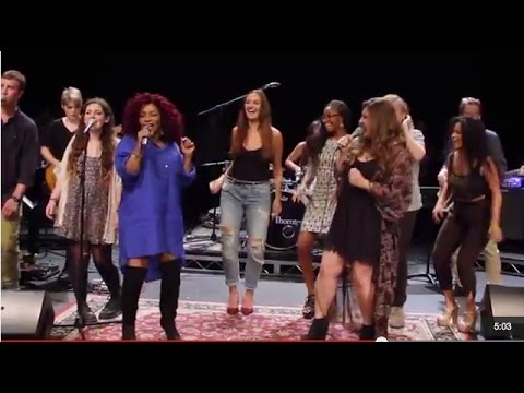 USC's Popular Music Class Assignment: Sing for Chaka Khan