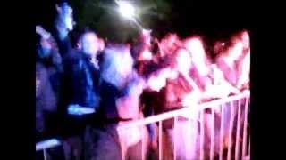 Afsluiting Ontpop Festival Klundert - Wicked Soundz Area