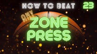 How to Run 1-4 Zone Press Break