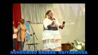 Nondumiso Radebe -NGIYABONGA.
