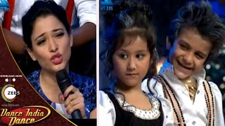 MOST CUTEST Performance Of Sachin and Anushka - DID L'il Masters Season 3