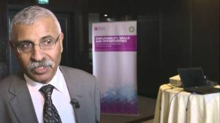 Cairo Symposium: Prof Jihad Hamdan, Chief Field Education Programme, UNRWA