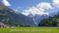 Bergtour zum Gross Spannort 3198m (4k)