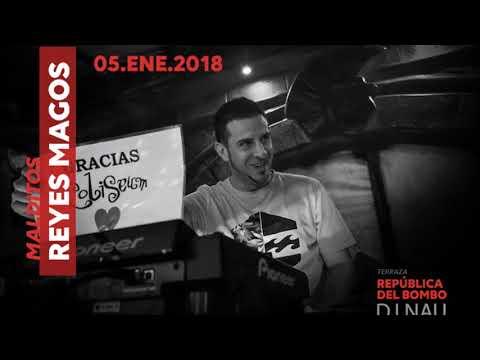 "Coliseum ""Malditos Reyes Magos"" 2018 - Dj Nau"