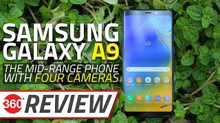Samsung Galaxy A9 (2018) Review | Do Four Cameras Make This the Best Mid-Range Shooter?