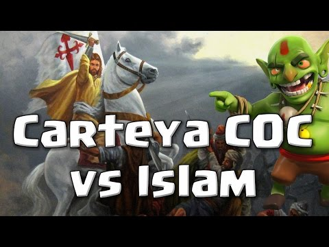 Carteya COC Vs Islam | Clash Of Clans