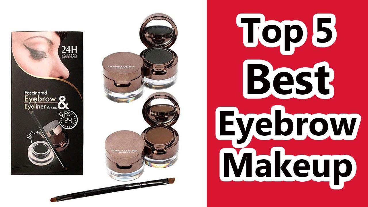 Top 5 Best Eyebrow Makeup Best Eyebrow Pencil 2016 Best Eyebrow