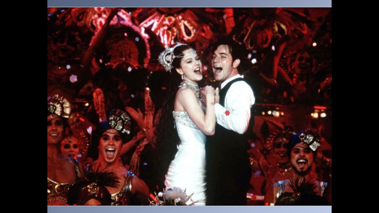 an analysis of baz luhrmanns movie moulin rouge