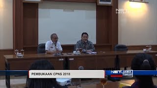 Download Video Pemprov Jatim Buka 2 Ribu Lebih Formasi CPNS - NET. JATIM MP3 3GP MP4