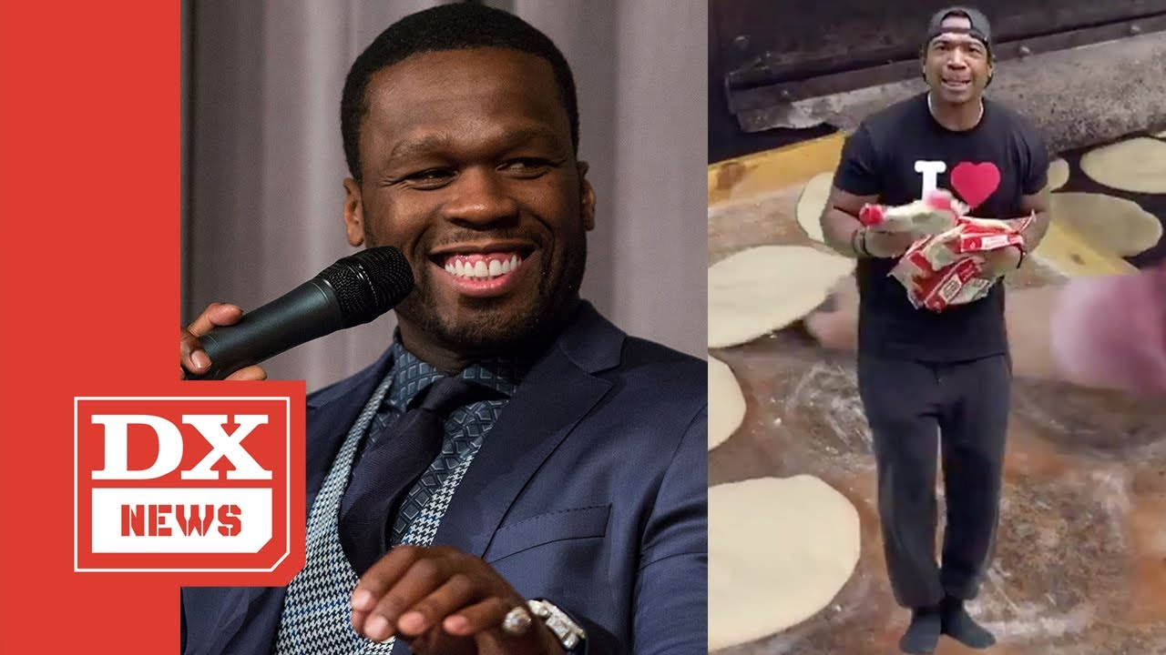 50 Cent Trashes Ja Rule's Low Budget Greek Grill Ad Despite Its Charitable Cause