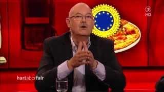hart aber fair - Die Euro Klatsche EU Gegner vor dem Triumph?