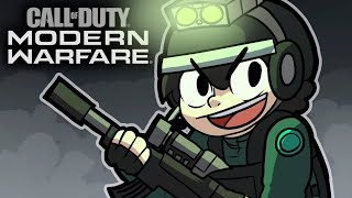 Playing COD Modern Warfare with friends - Xbox/PC/PS4 Beta is live now!