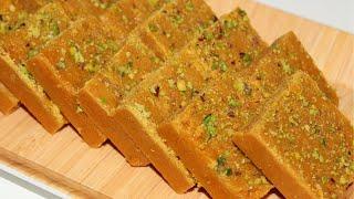 अगर एकबार इस तरह से बेसन की बर्फी बनायेंगे तो बार-बार यही बनाकर खायेंगे | Diwali Sweets Recipe