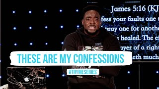 These Are My Confessions | Try Me | (Part 13) Jerry Flowers